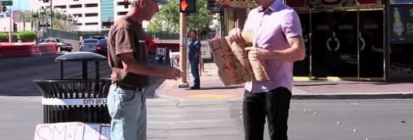fikeq-man-steals-homeless-mans-sign