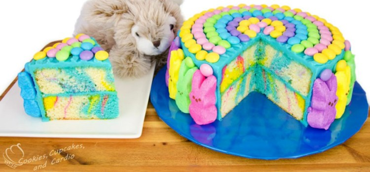 Marbled-Easter-Bunny-Cake-e1457645930804